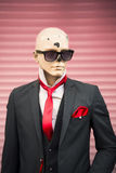 Manikin in suit Stock Photos