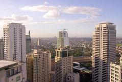 Manila Royalty Free Stock Photo