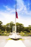 The Manila American Cemetery Royalty Free Stock Photography