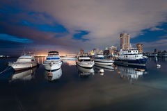 Manila Bay, Philipppines. Stock Photography