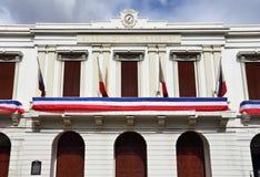 Manila biuro skarbiec obraz stock