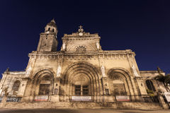 Free Manila Cathedral Stock Photo - 34786000