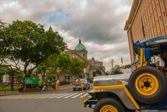 Manila Cathedral, Intramuros, Manila, Philippines Stock Photography