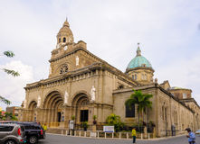 Manila Cathedral, Intramuros, Manila, Philippines Royalty Free Stock Photos