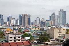 Manila City Philippines Royalty Free Stock Photography