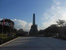 Manila en las Filipinas Imágenes de archivo libres de regalías