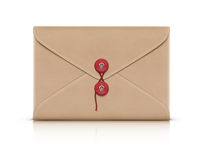 Manila envelope Royalty Free Stock Photo
