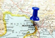 Manila, Filipinas Imágenes de archivo libres de regalías