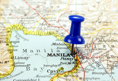 Manila, Filipinas Imagens de Stock Royalty Free