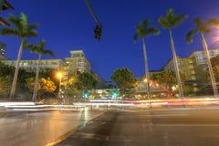 MANILA, FILIPINAS - 17 de mayo de 2015 - centro de ciudad de Manila en th Fotografía de archivo