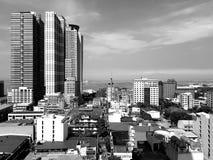 Manila Filippinerna Arkivfoton