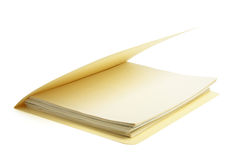 Manila Folder Stock Photography