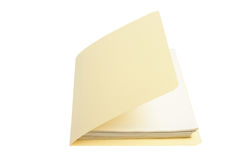 Manila Folder Royalty Free Stock Images
