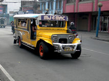 Manila Jeepney Royalty Free Stock Images