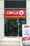Circle K shop Stock Photo