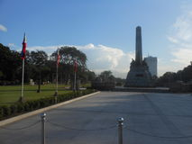 Manila in the Philippines. The image of Manila in the Philippines Royalty Free Stock Photography