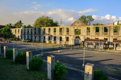 Manila, Philippines - March 7, 2016: Vintage wall`s Intramuros in Manila Royalty Free Stock Photos