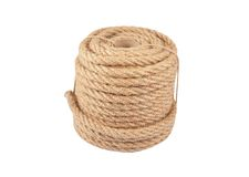 Manila rope Stock Photography