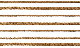 Manila rope Stock Photography