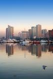 Manila-Schacht Lizenzfreies Stockfoto