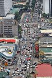 Manila-Stau Lizenzfreie Stockfotos