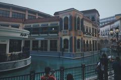 Manila Venecia magnífica Italia foto de archivo