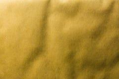 Manilla бумага Брайн угла текстуры доставки пакета конверта Стоковые Изображения