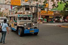 Manille, Philippines Photo stock