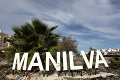 Manilva, Costa del Sol, Spain Royalty Free Stock Photos