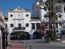 MANILVA-LA DUQUESA-port. La DUQUESA port manilva-Andalucia-Spain stock photos