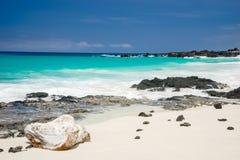 Manini-` owali Strand Hawaii Lizenzfreies Stockfoto