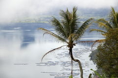 Maninjau do lago Foto de Stock Royalty Free
