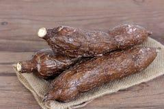 Manioc (cassava) Stock Photography