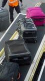Manipulação da bagagem Fotos de Stock Royalty Free