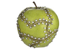 Manipulated fruit royalty free stock photography