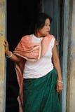 Manipuri Devotee Royalty Free Stock Photo