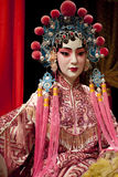Maniquí de la ópera del Cantonese Fotos de archivo libres de regalías