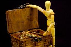 Maniquí de la bomba de cereza foto de archivo libre de regalías