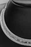 maniquí para las piedras de gema de la joyería Foto de archivo libre de regalías
