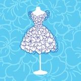 Maniquíes del vestido Foto de archivo