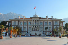 Manisa Government Building Royalty Free Stock Image