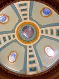 Manitoba lagstiftnings- byggnad i Winnipeg royaltyfri fotografi