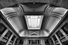 Manitoba Legislative Building Royalty Free Stock Photos