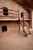 manitou κατοικιών απότομων βράχω&nu Στοκ Φωτογραφία