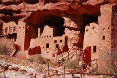 manitou жилищ скалы Стоковое Фото