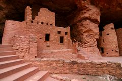 Free Manitou Cliff Dwellings Royalty Free Stock Images - 15787379