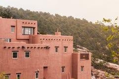 Manitou Cliff Dwellings Fotografia Stock