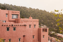 Manitou Cliff Dwellings Stock Photography