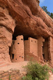Manitou Cliff Dwellings. In Colorado Springs Royalty Free Stock Images