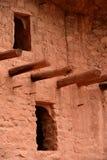 Manitou Cliff Dwellings. In Colorado Springs Stock Photos